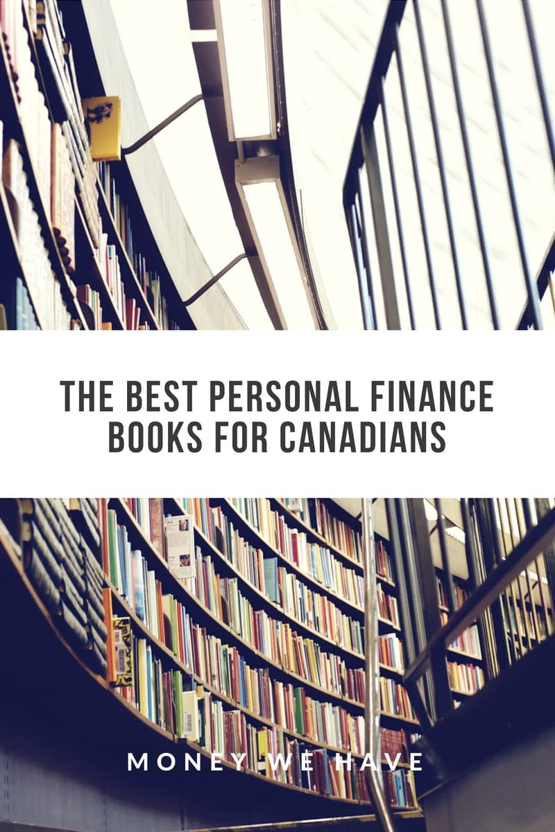 The Top Personal Finance Books for Canadians