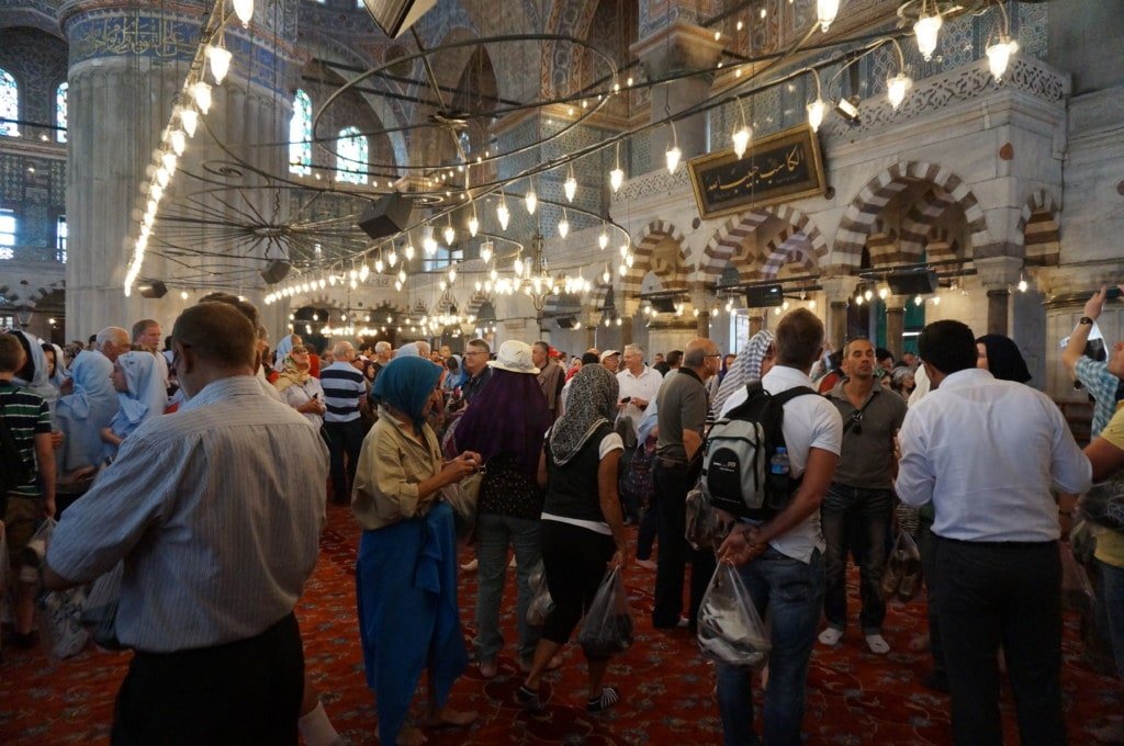 This is easily the most popular tourist attraction in Istanbul