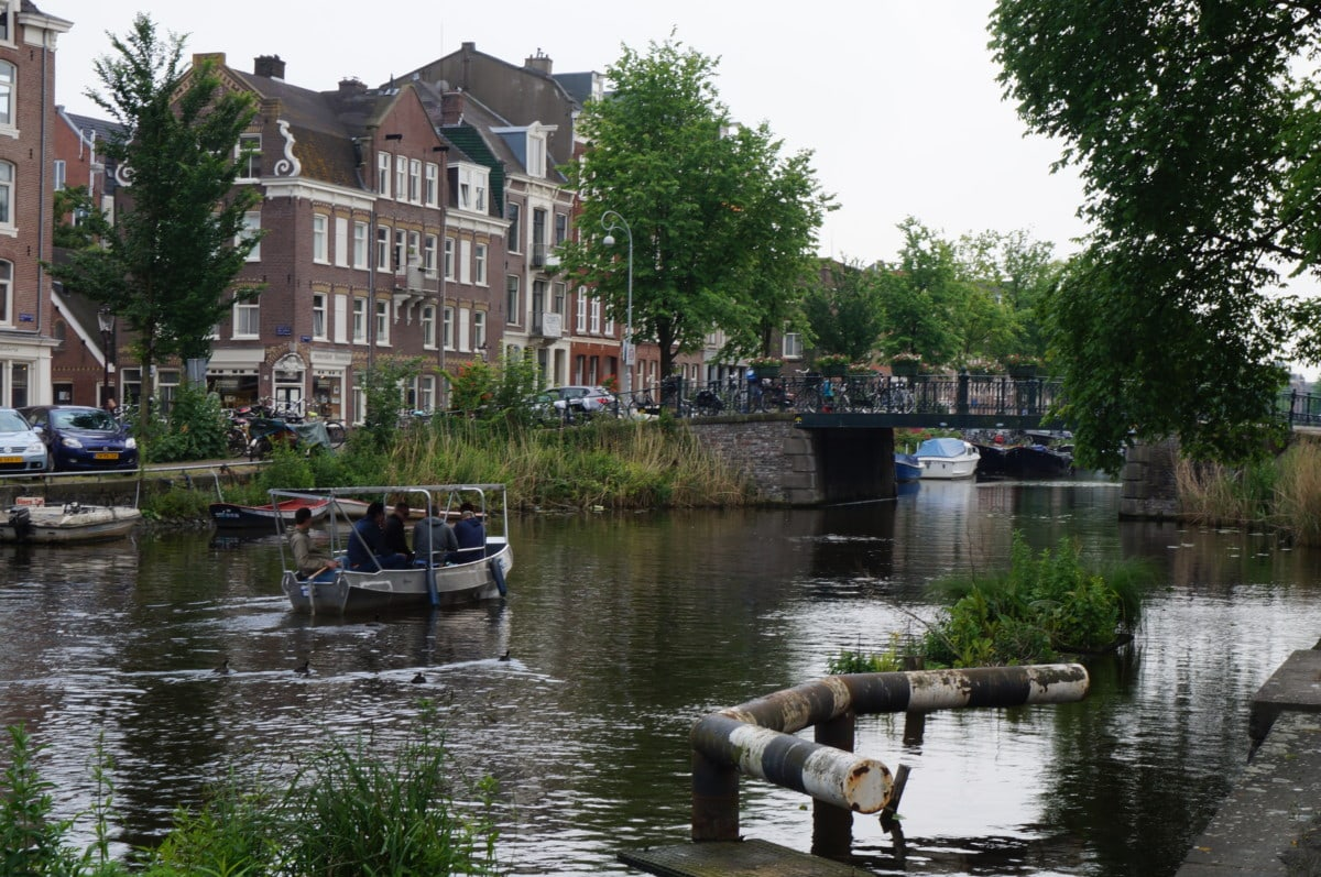 Did I mention how pretty the canals are?