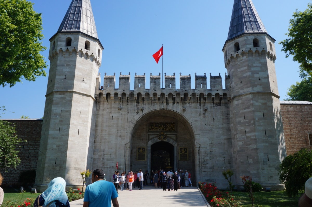 Topkapi Palace is another popular attraction not to be missed