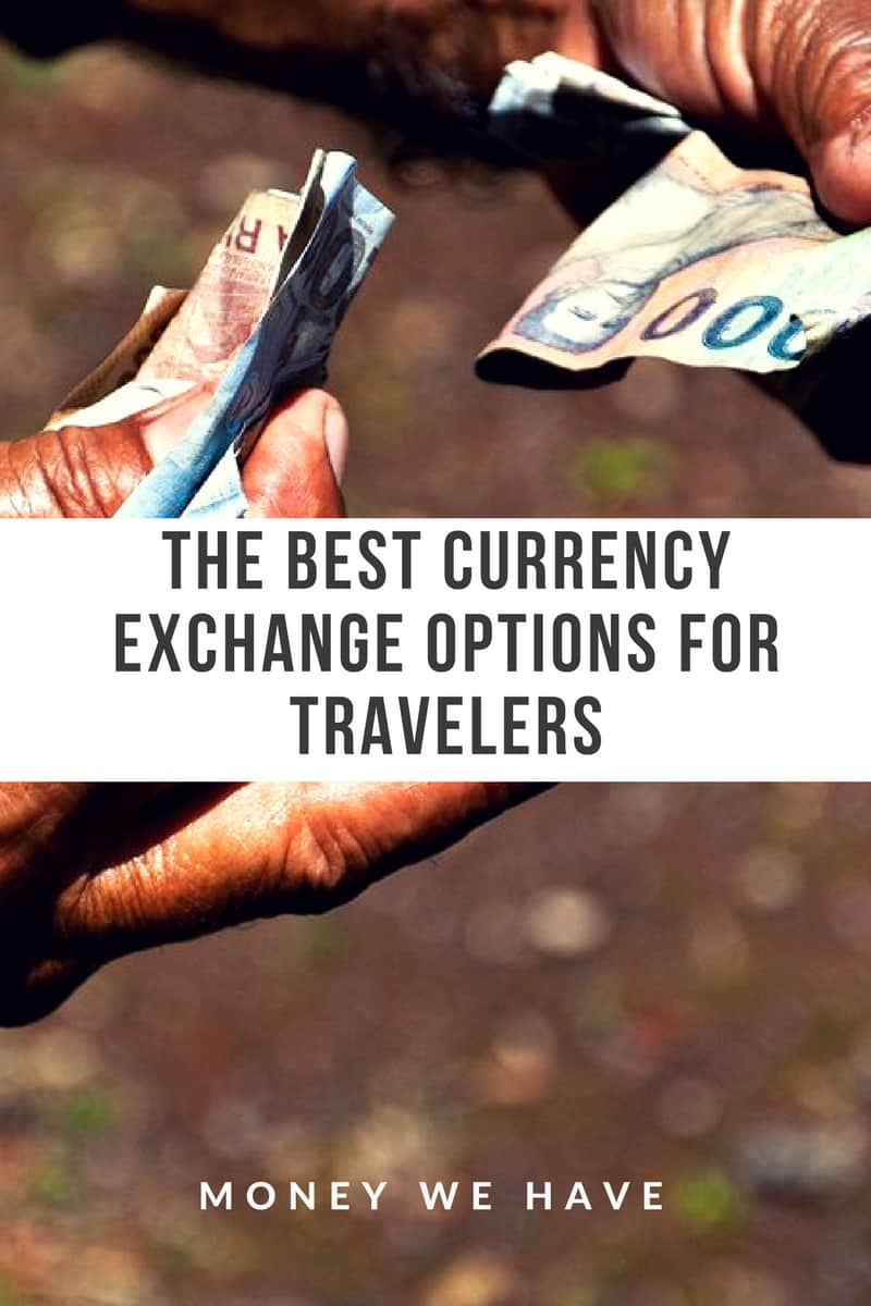 The 5 Best Currency Exchange Options For Travellers