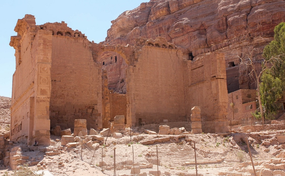 excavations are still taking place