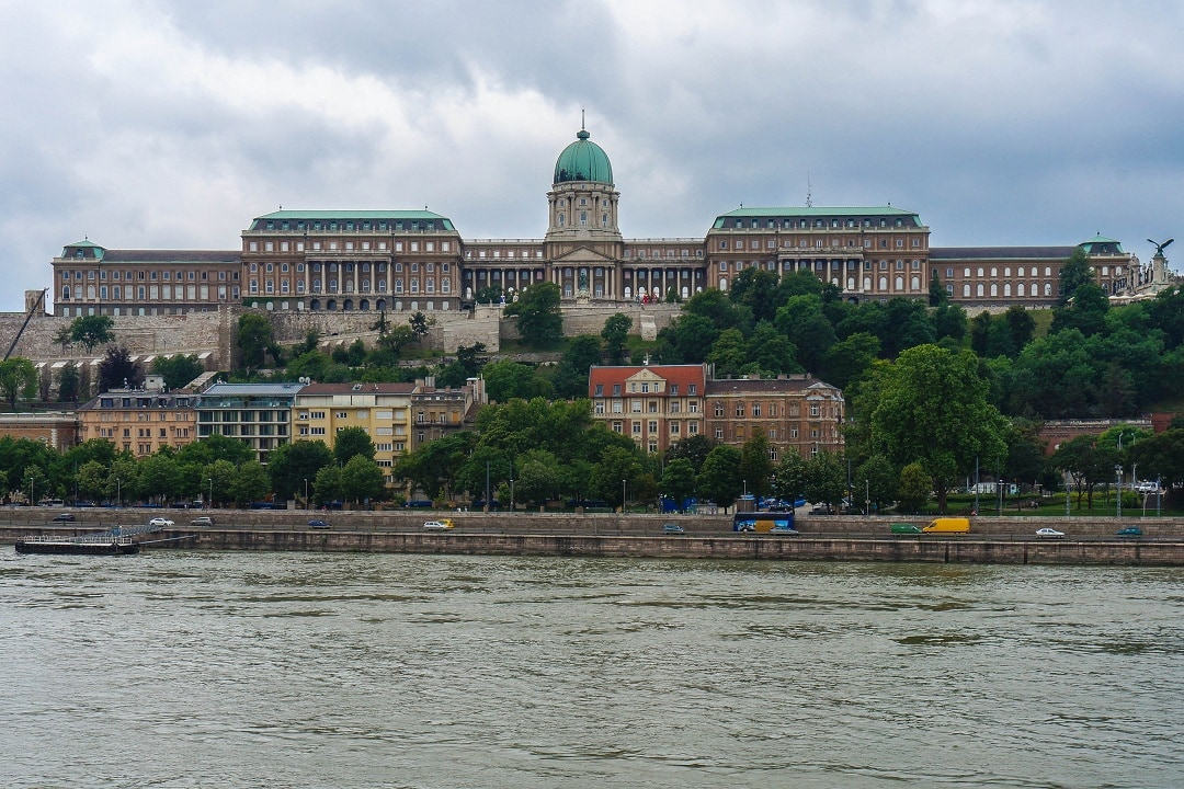 Buda Castle is the most famous landmark in Budapest
