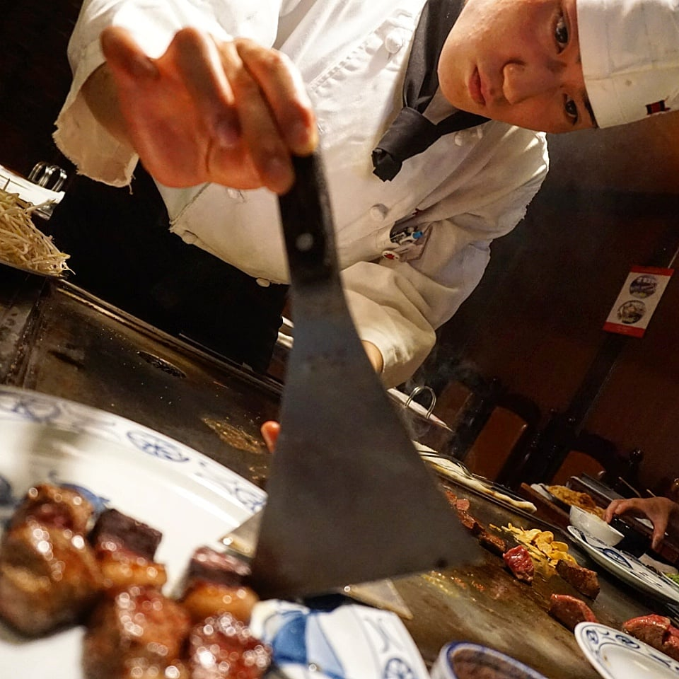 food in japan kobe