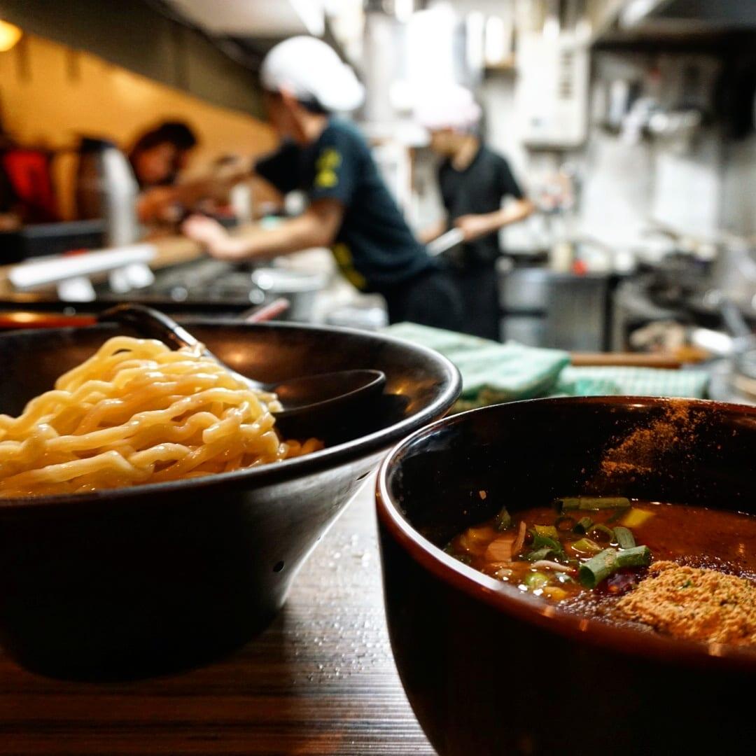food in japan ramen