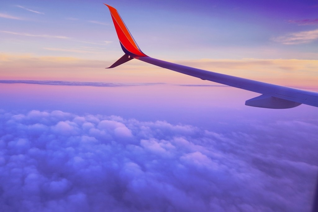 There aren't many tricks to getting cheap flights