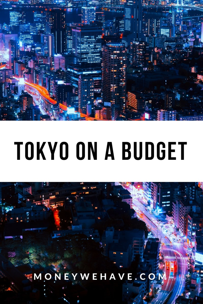 Tokyo on a Budget