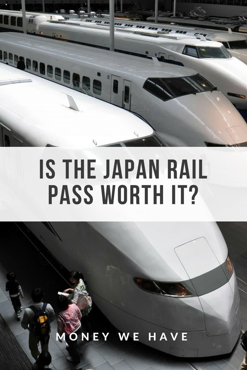 Japan Rail Pass - Is it Worth it?