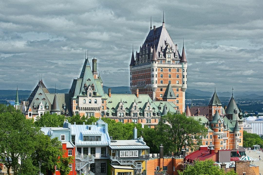 Value destinations Quebec City