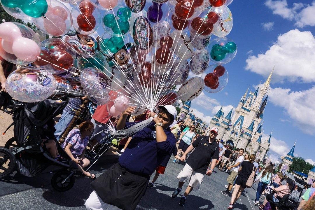 the best rides in walt disney world ballons