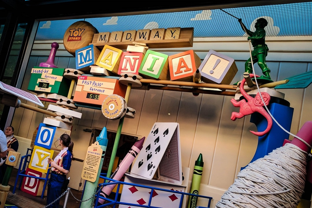 the best rides in walt disney world toy story