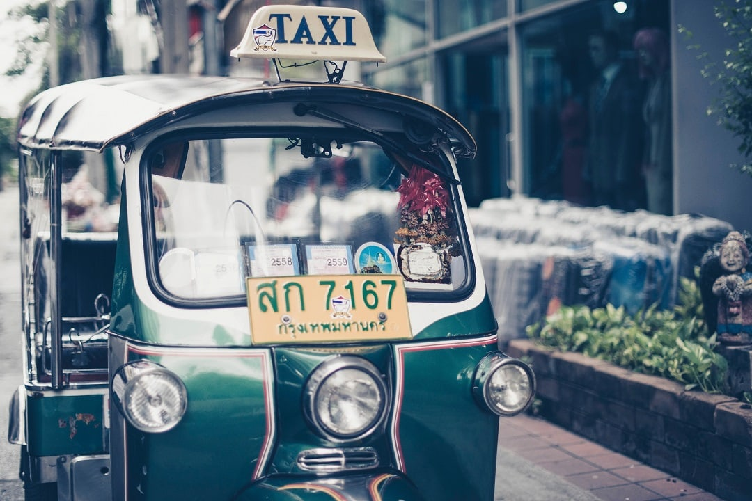 how much does it cost to go to thailand transportation