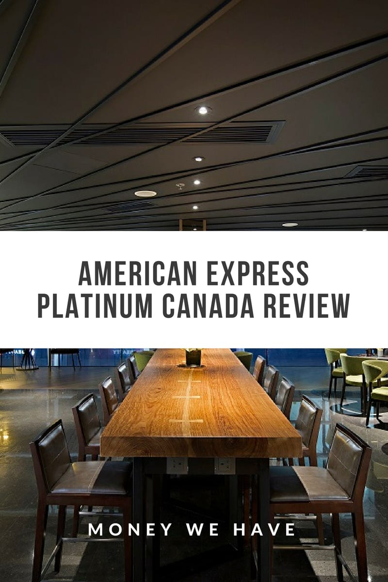American Express Platinum Canada Review