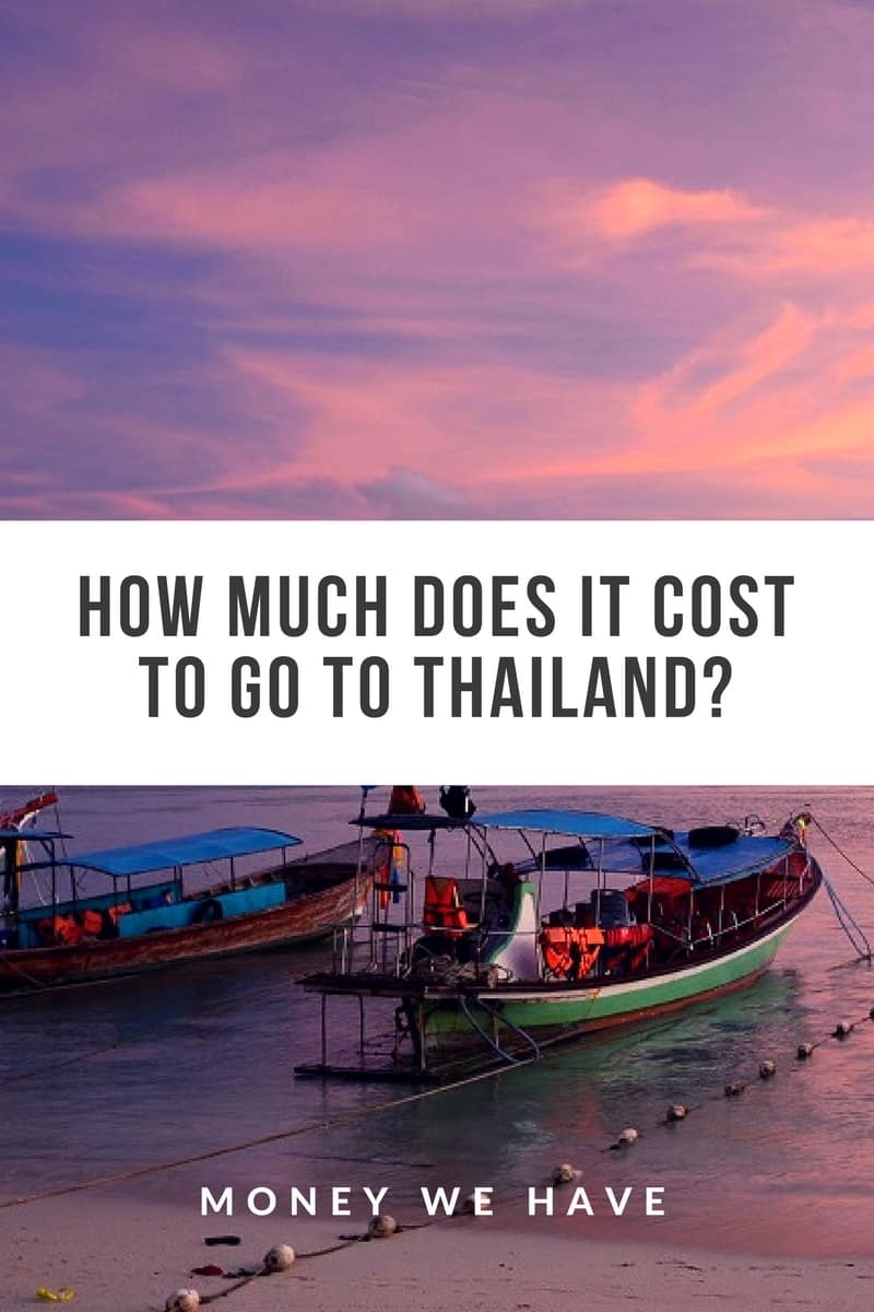 How Much Does it Cost to go to Thailand?