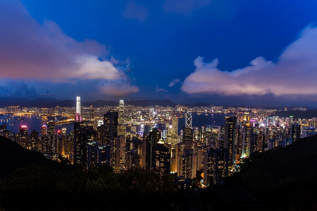 how much does it cost to go to Hong Kong