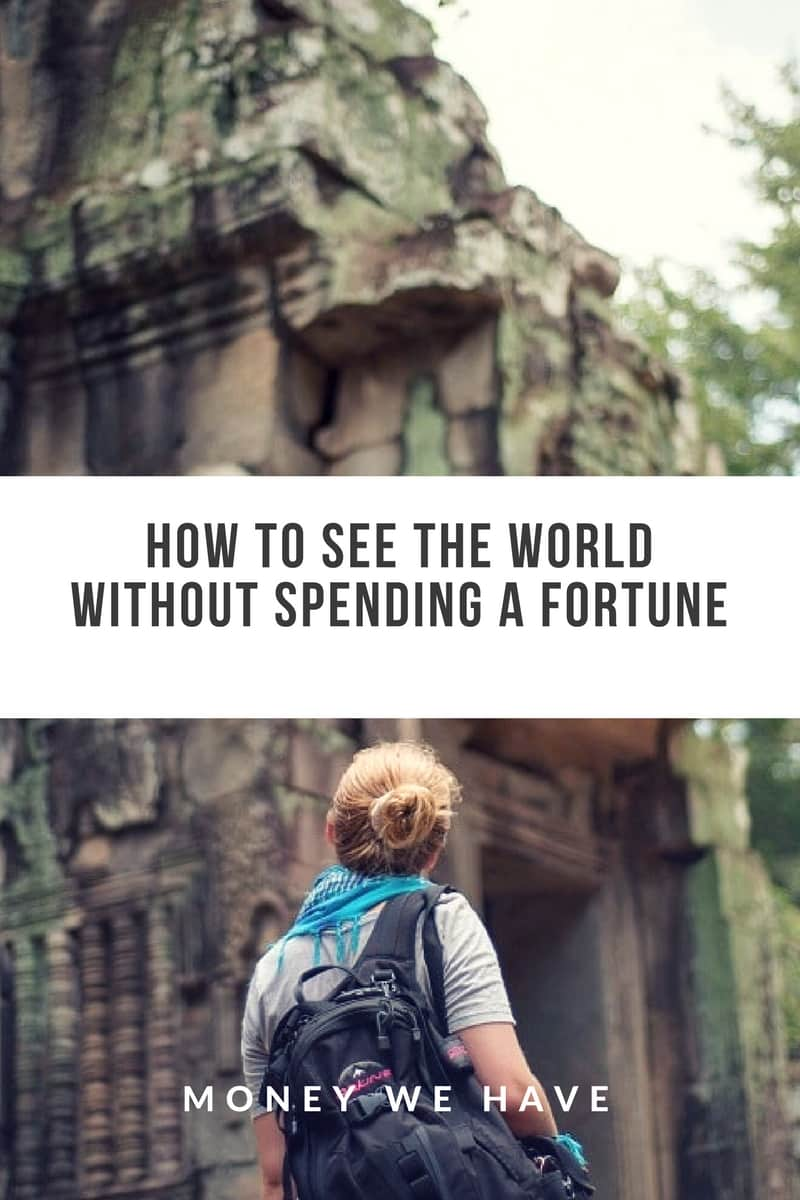 The Cost of Travel: See the world without spending a fortune