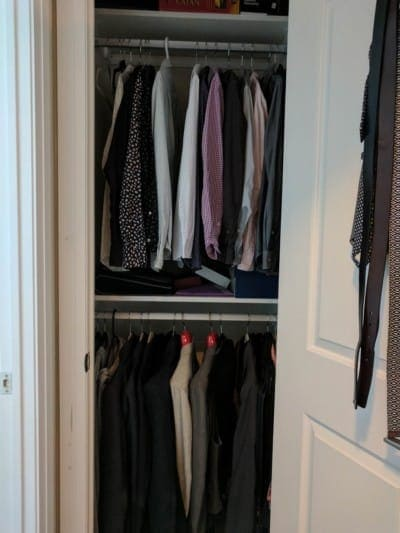 For Us The Closets Ended Up Being Er Than We Expected But They Still Cost A Fair Amount Of Money Re Enjoying Them And Hy That Decided To