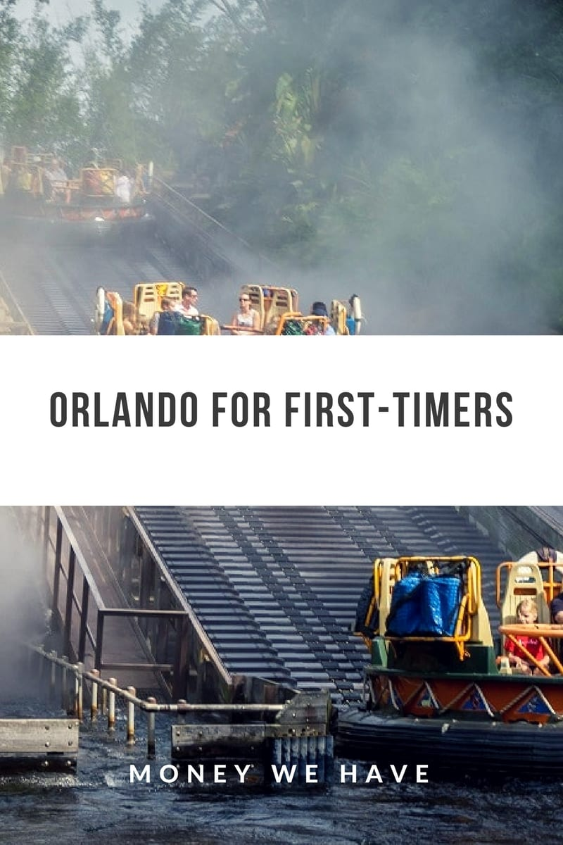 Orlando for First-timers