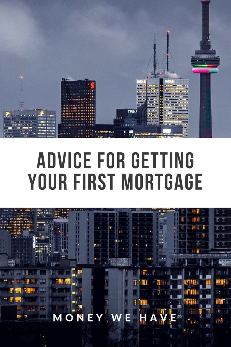 Advice for Getting Your First Mortgage