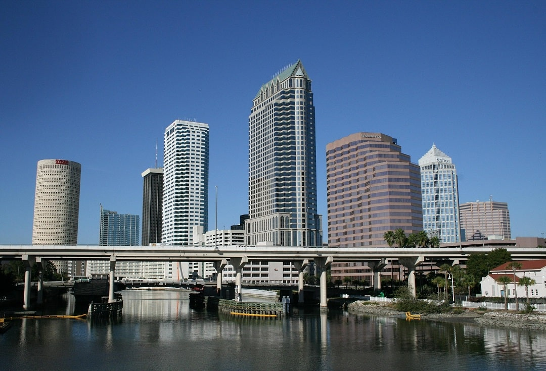 Cheapest Airfare Destinations for Canadians Tampa
