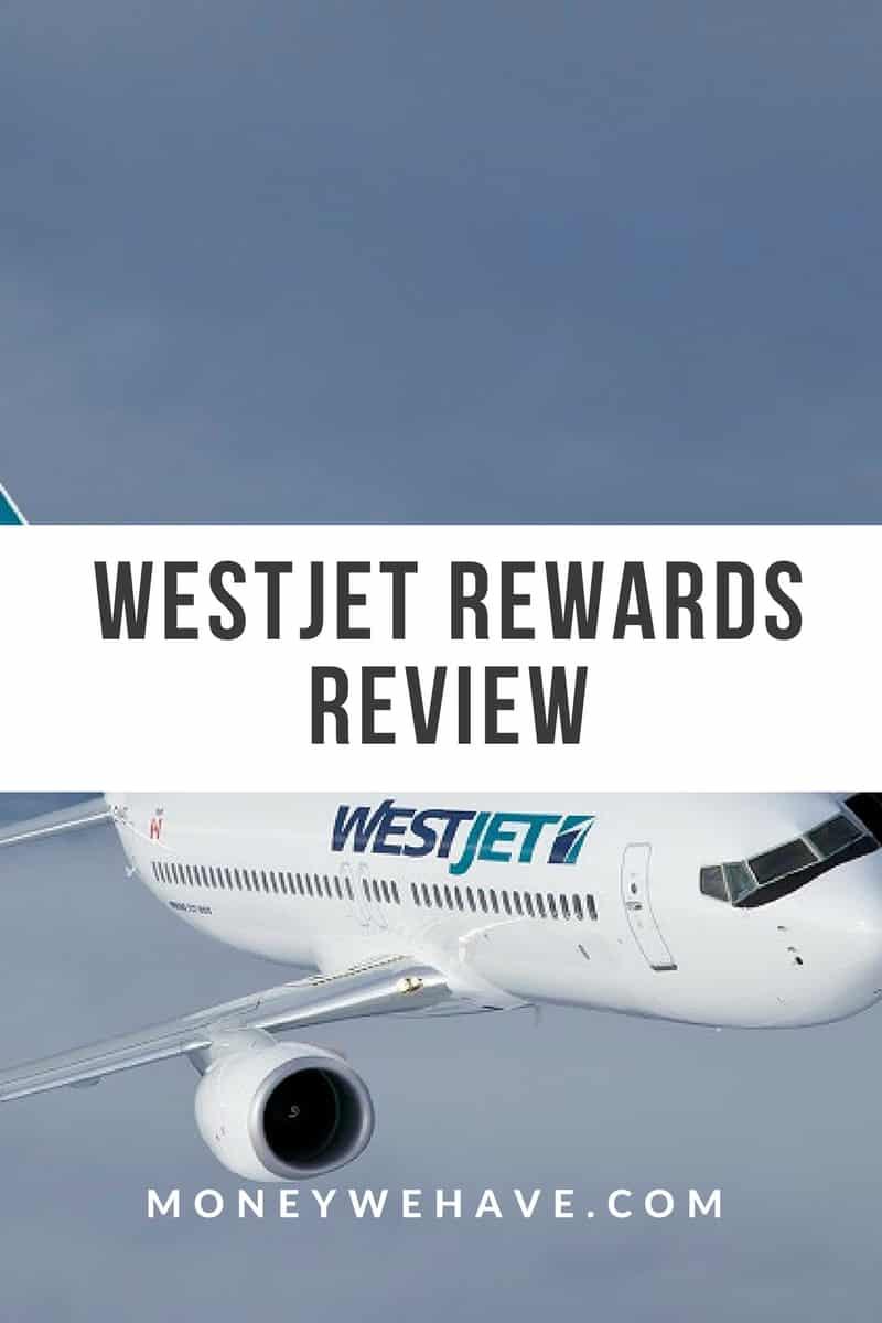 WestJet Rewards Review