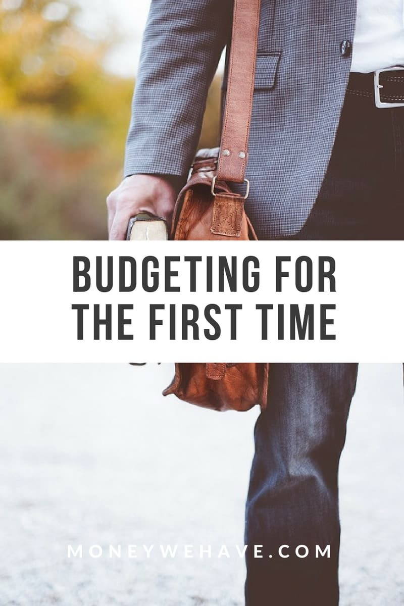 Budgeting for the First Time