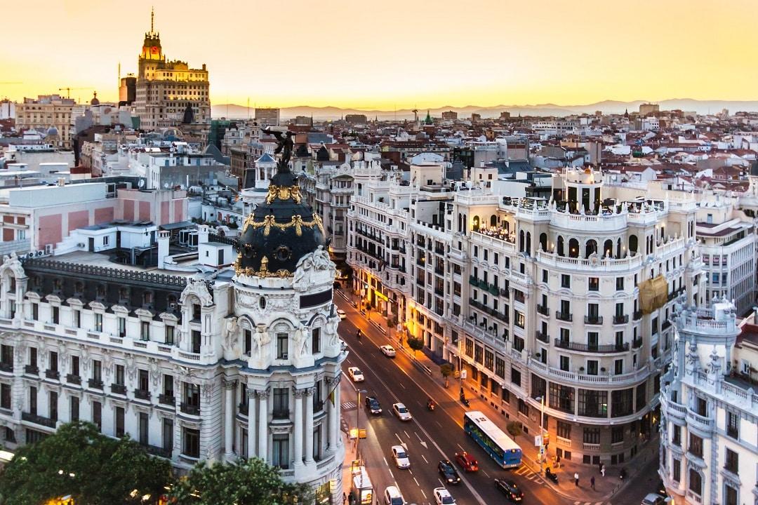 Where to Enjoy A Pint Around the World Madrid