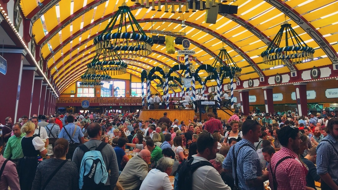 Where to Enjoy A Pint Around the World Munich