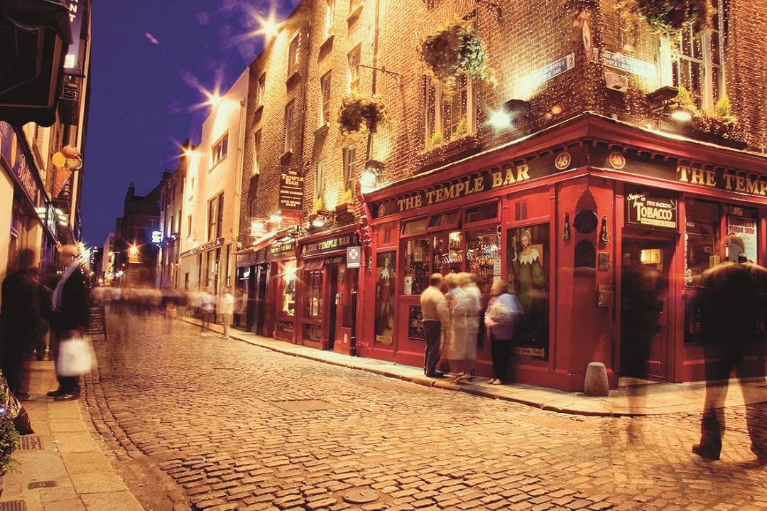 Where to Enjoy A Pint Around the World Dublin