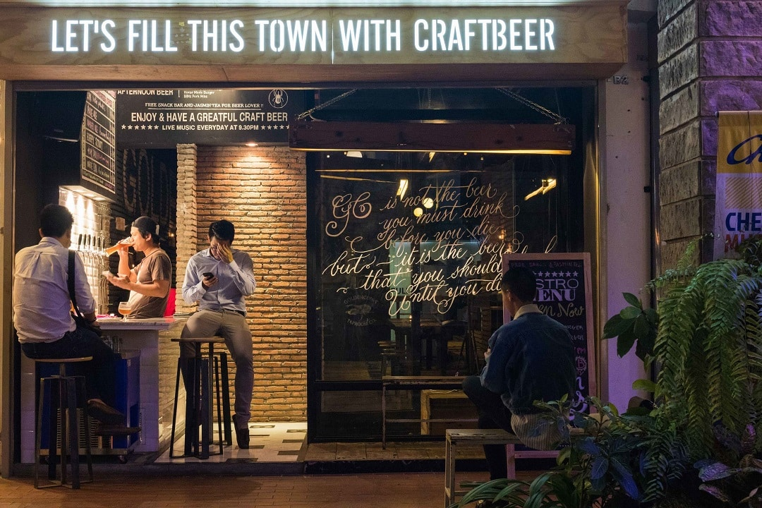 Where to Enjoy A Pint Around the World Beer