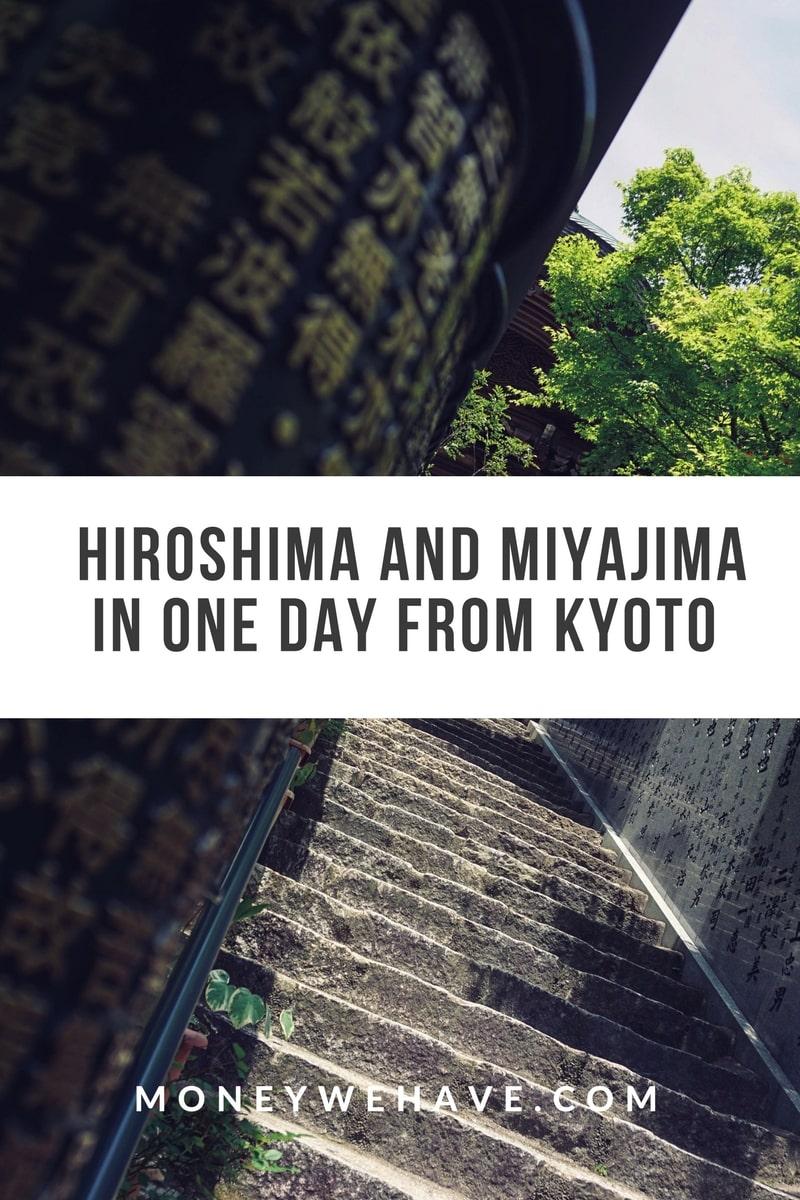 Hiroshima and Miyajima in One Day From Kyoto
