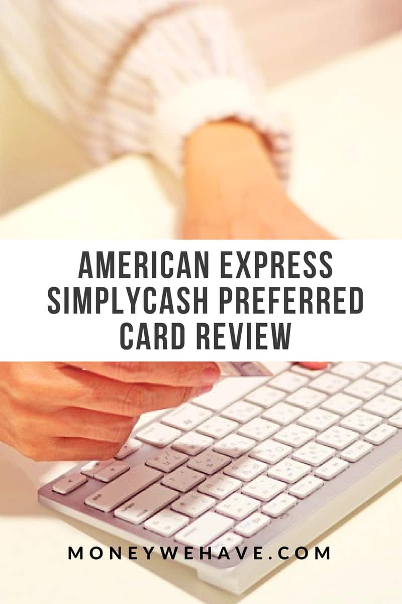 American Express SimplyCash Preferred Card Review