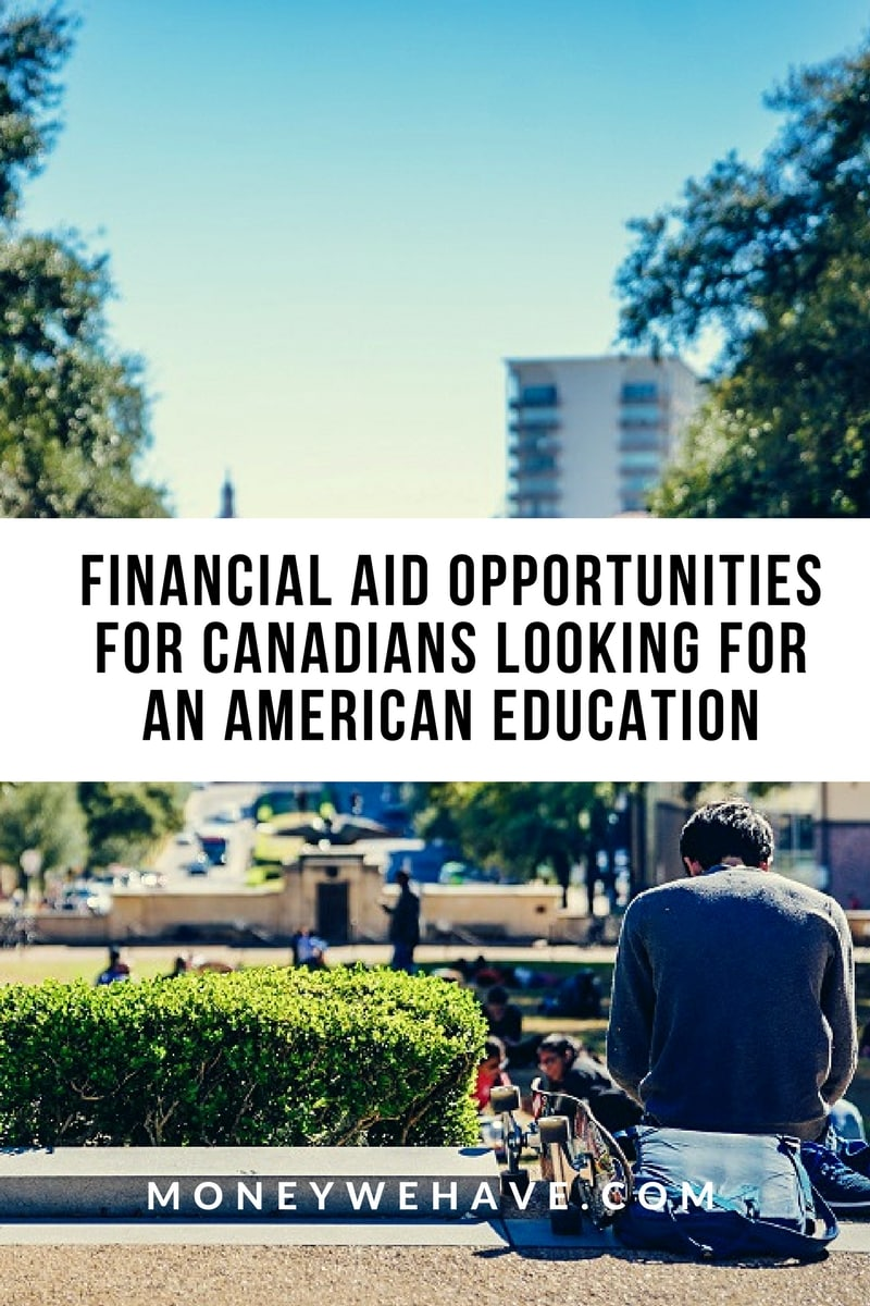 Financial Aid for Canadians Looking to Study Abroad in the USA