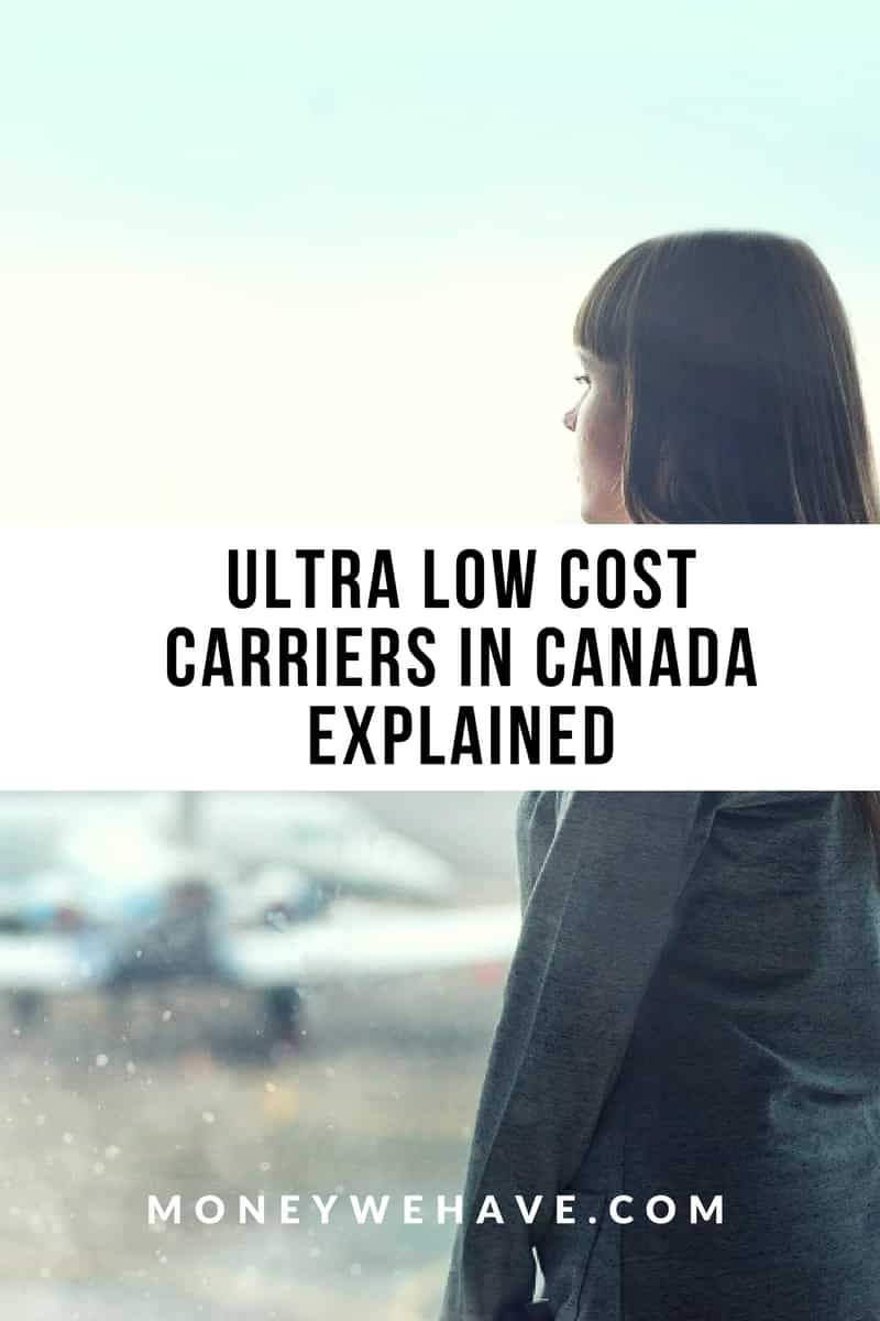 Ultra Low Cost Carriers in Canada