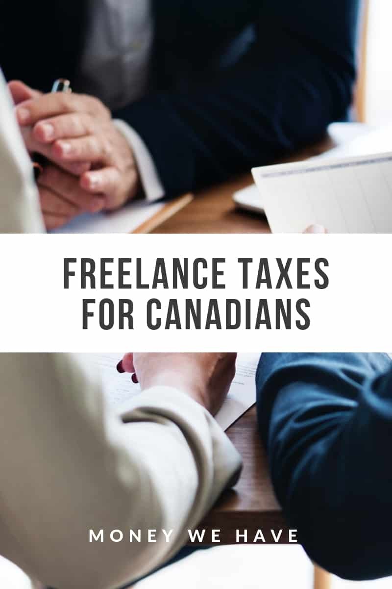 Freelance Taxes for Canadians