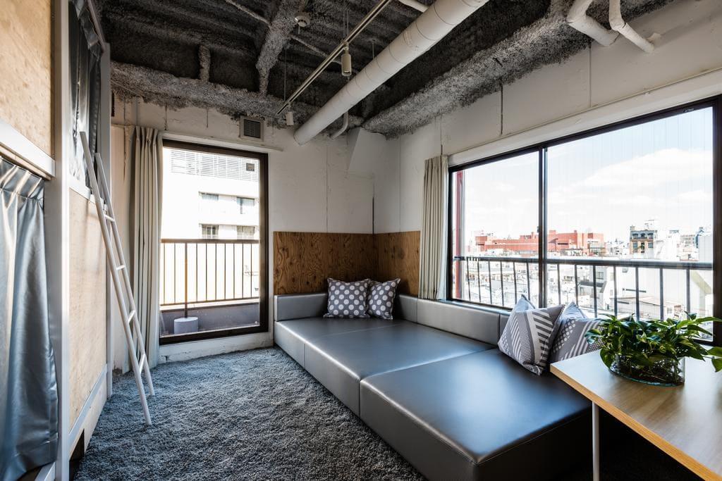Cheap accommodation tokyo - Bunka hostel Tokyo