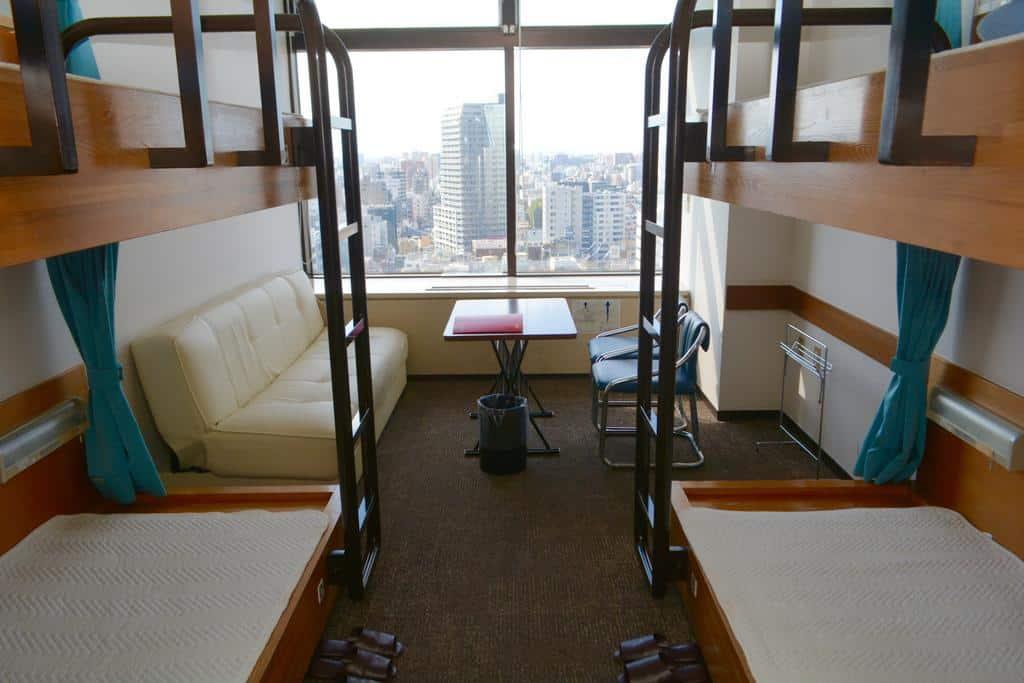 Tokyo Hostel Private Room