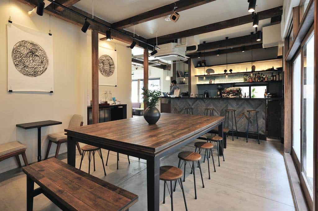 budget friendly hostels in Tokyo - Kaisu Hostel