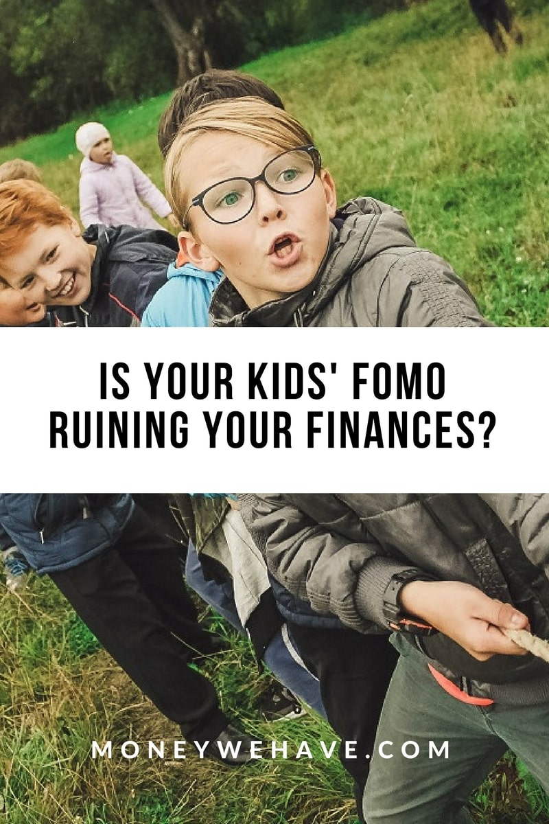 Is Your Kids' FOMO Ruining Your Finances?
