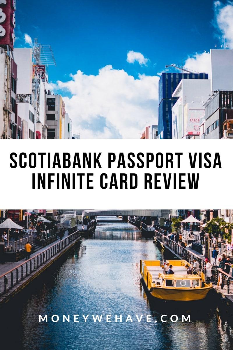 Scotiabank Passport Visa Infinite Card Review