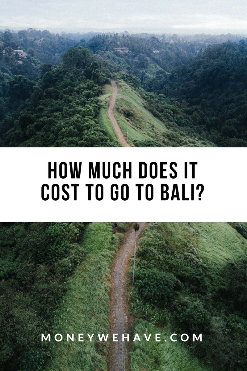 How Much Does it Cost to go to Bali?