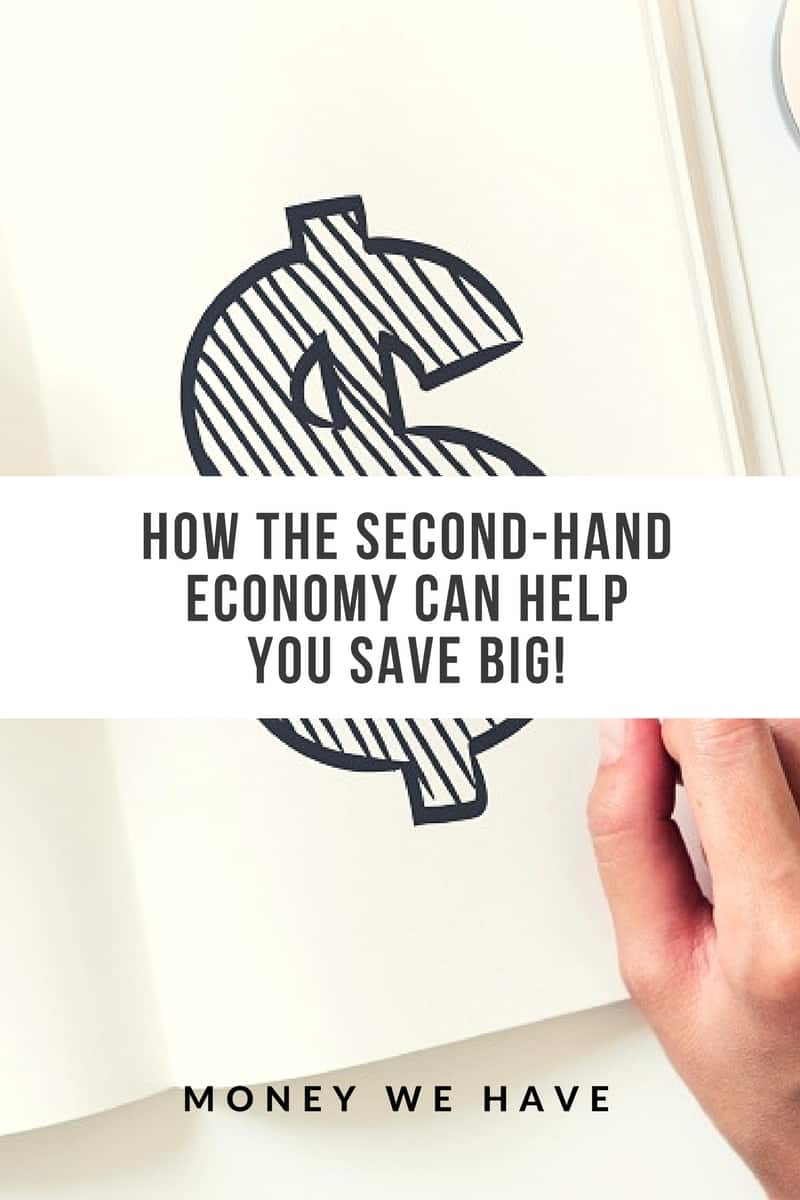 How the Second-Hand Economy Can Help You Save Big!
