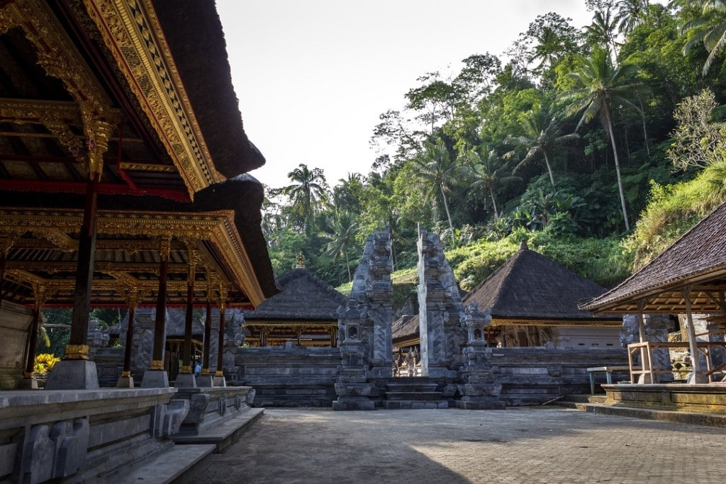 bali trip cost temples