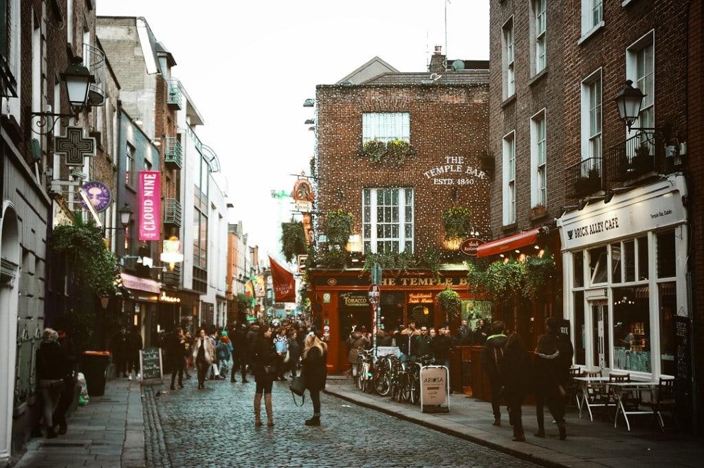 Ireland trip cost