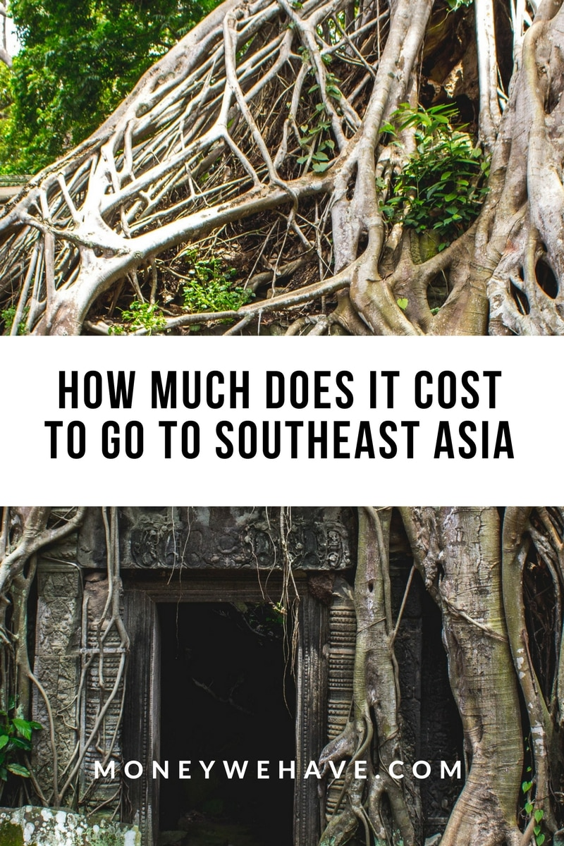 How Much Does It Cost to Go to Southeast Asia