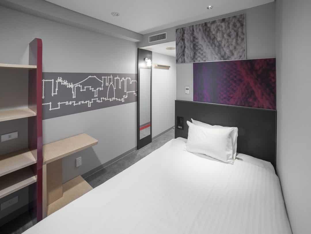 IBIS Tokyo Shinjuku cheap hotels in Tokyo