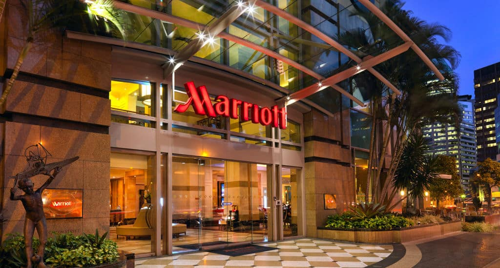 Marriott Rewards merger