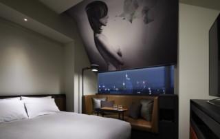 Shinjuku Granbell Hotel cheap accommodations in Tokyo