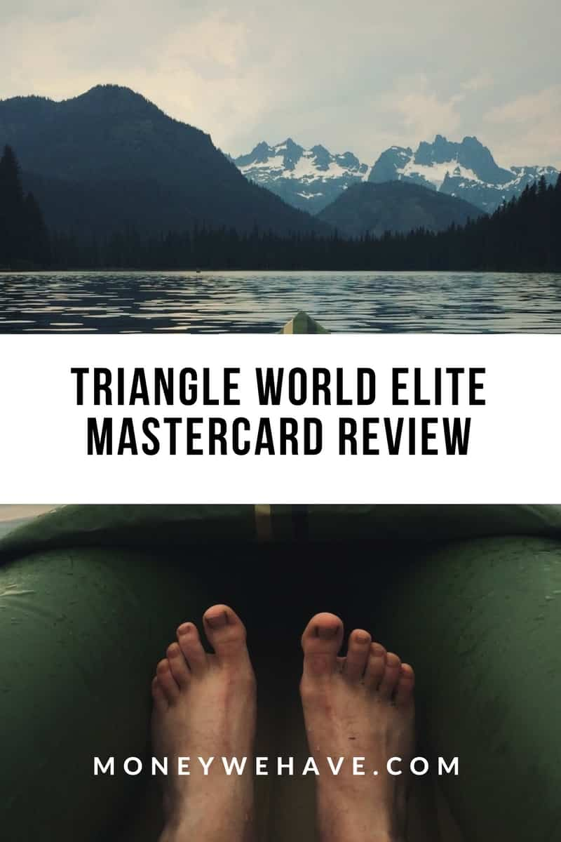 Triangle World Elite Mastercard Review