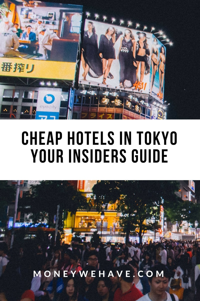 10 Cheap Hotels in Tokyo | Your Insiders Guide